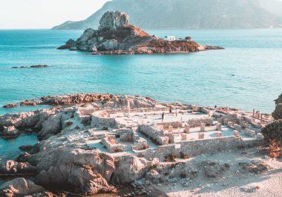 Kos Island - Agios Stefanos Beach