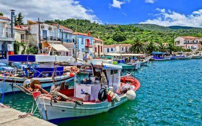 greece-fishing-boats
